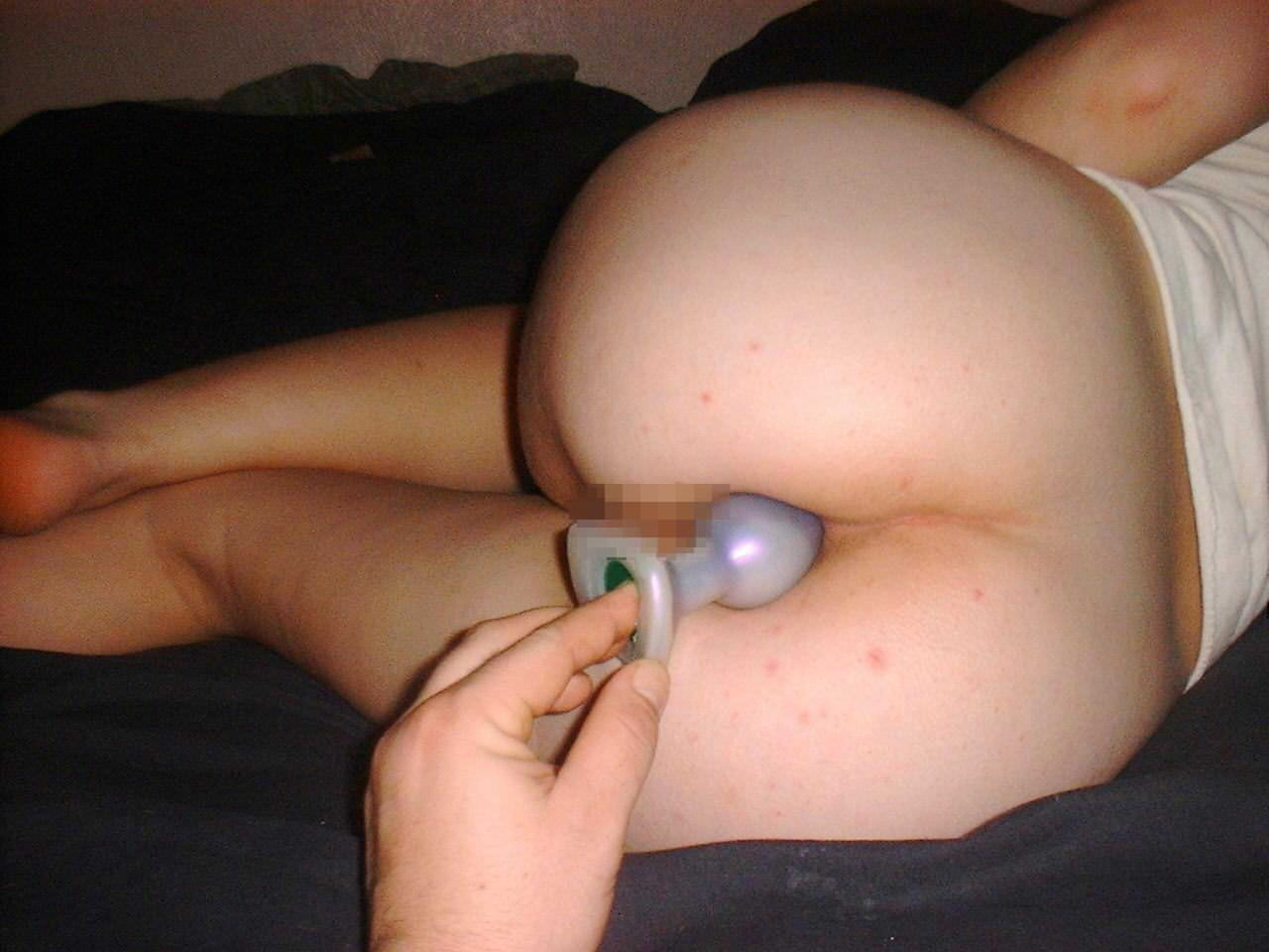 Sex Shop Butt Plug