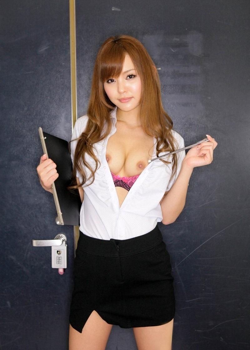 先生 美人 女教師 エロ画像【24】