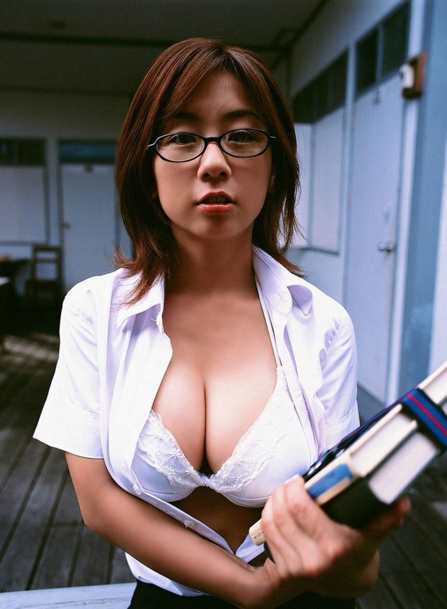 先生 美人 女教師 エロ画像【38】
