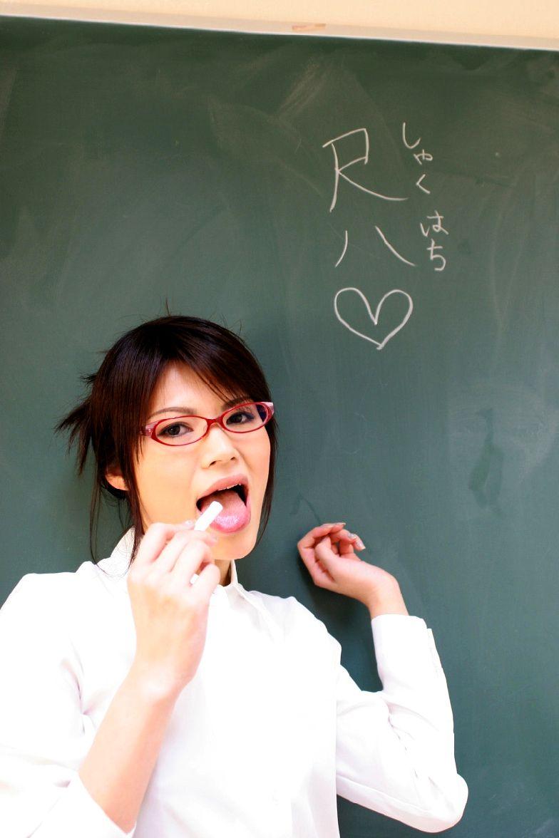 先生 美人 女教師 エロ画像【56】
