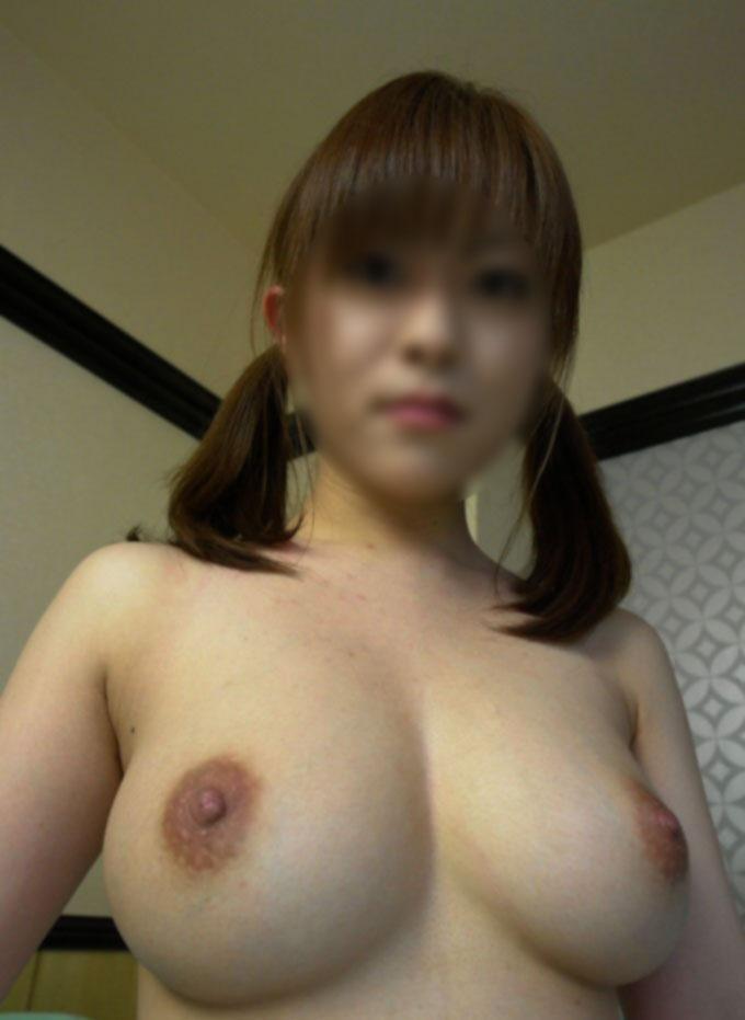 白ギャル 巨乳 大きい 白乳 おっぱい エロ画像【68】