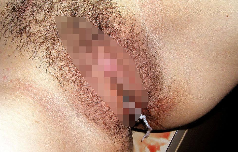 生理中 まんこ セックス 生々しい エロ画像【13】