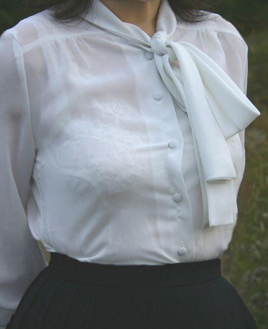 透けブラ 正面 透け カップ エロ画像【17】