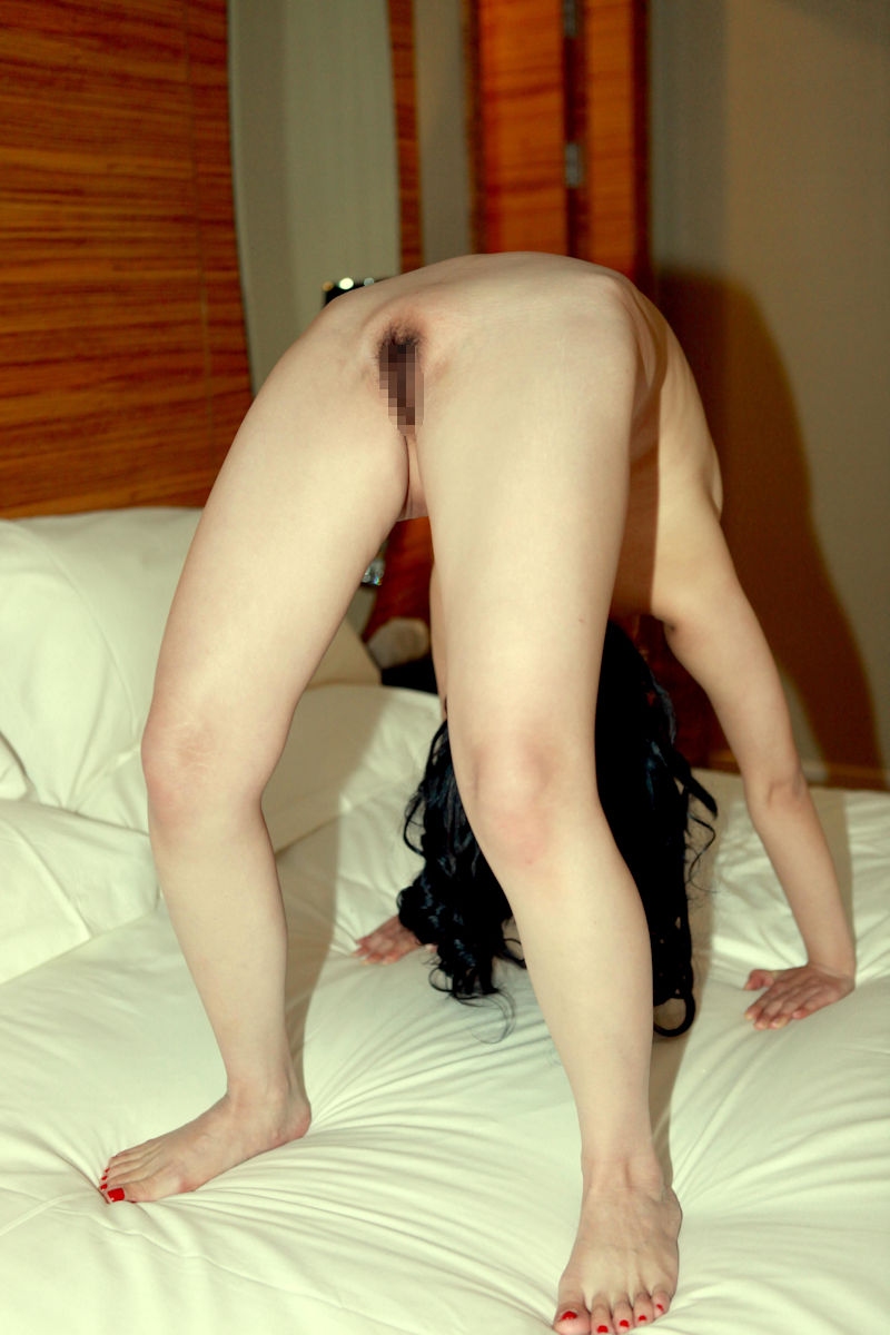全裸 連続撮影 女の子の体の仕組み ヌード エロ画像【12】