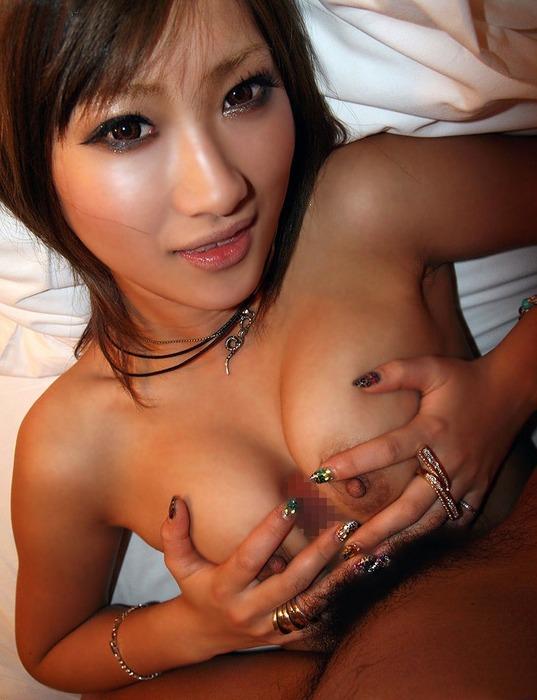 パイズリ 巨乳 ギャル エロ画像【37】