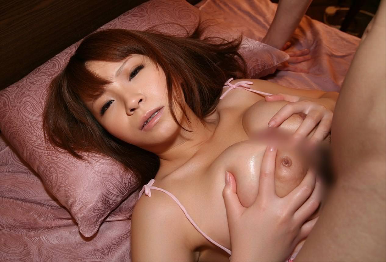 パイズリ 巨乳 ギャル エロ画像【40】