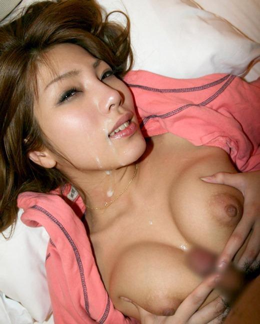 パイズリ 巨乳 ギャル エロ画像【61】
