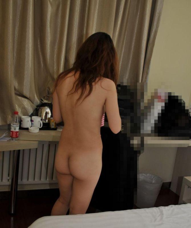 ギャル ホテル 裸の写真 エロ画像【15】