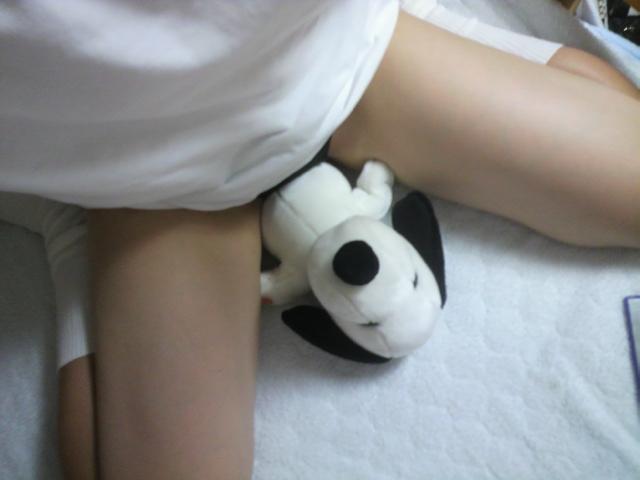 女神 ぬいぐるみ もふもふ 自撮り エロ画像【11】