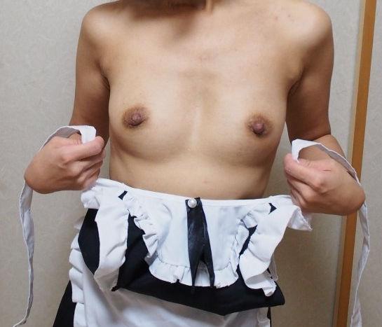 熟女 メイド コス 家政婦 おばさん エロ画像【26】