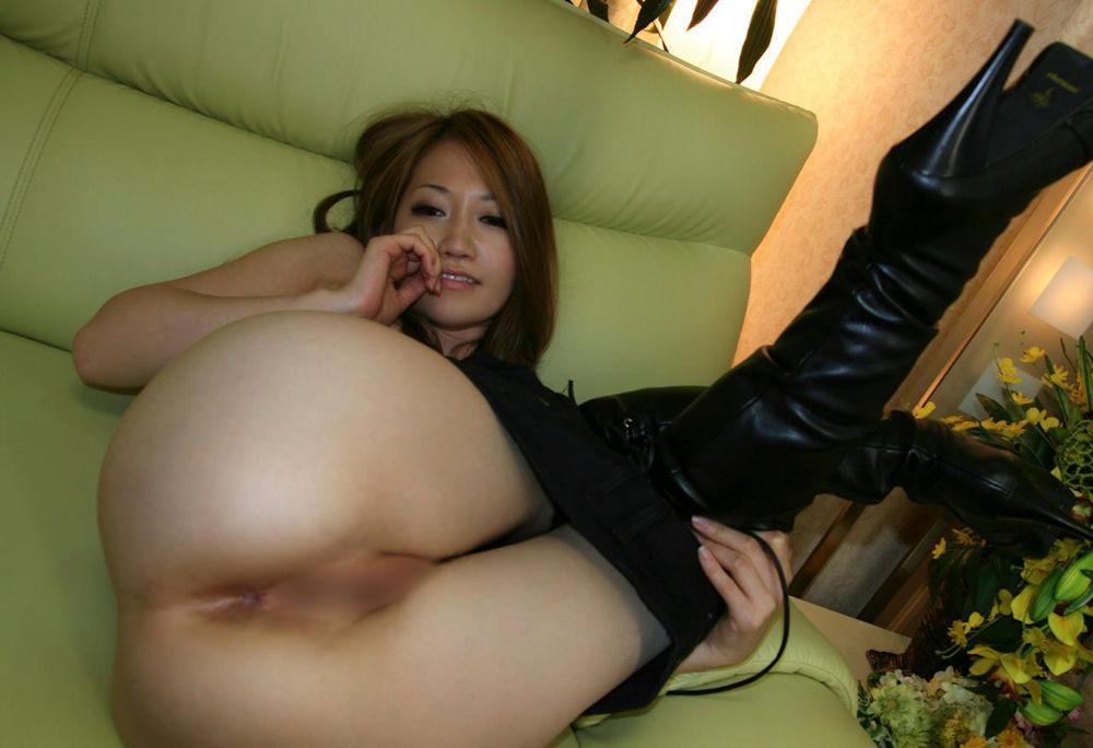 お尻の穴 美女 アナル エロ画像【13】