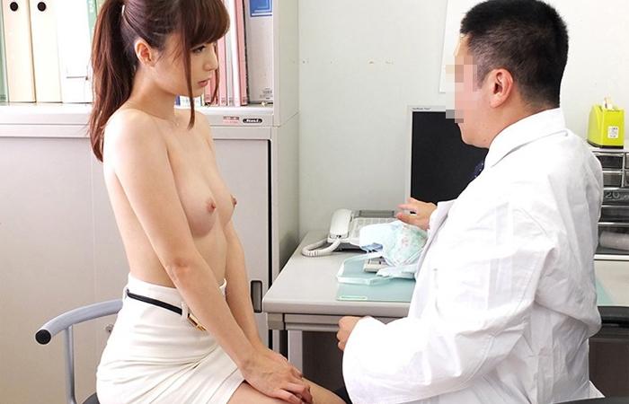 おっぱい 診察 内科 先生 エロ画像【20】