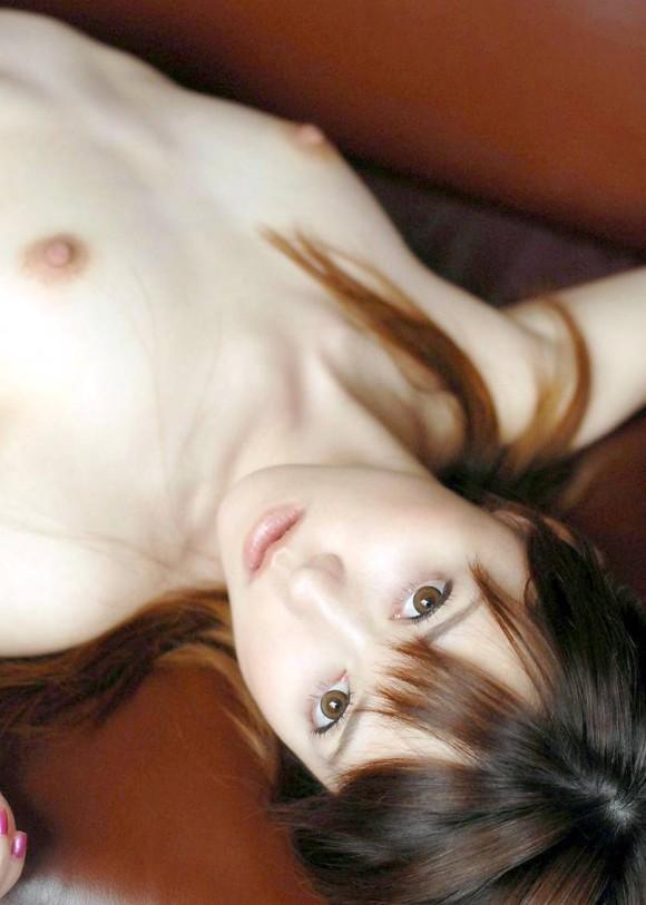おっぱい 小さい 貧乳 微乳 エロ画像【38】