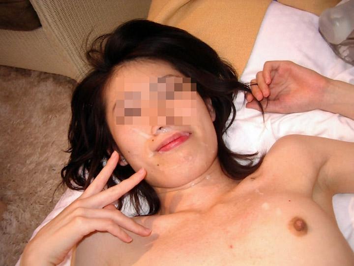 熟女 イェイ ピース おばさん エロ画像【4】