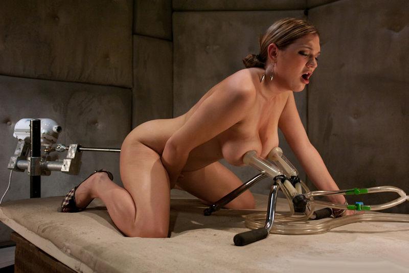 ママ 母乳 搾乳器 絞る ミルキング エロ画像【20】