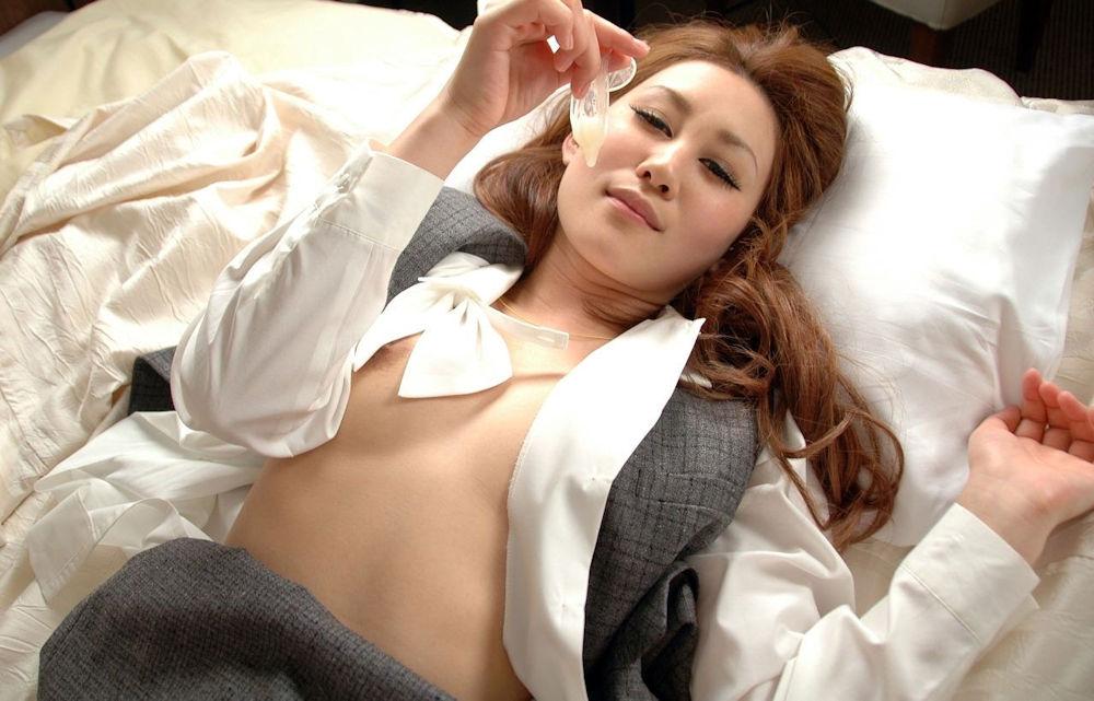 OL レイプ セックス 事後 エロ画像【30】