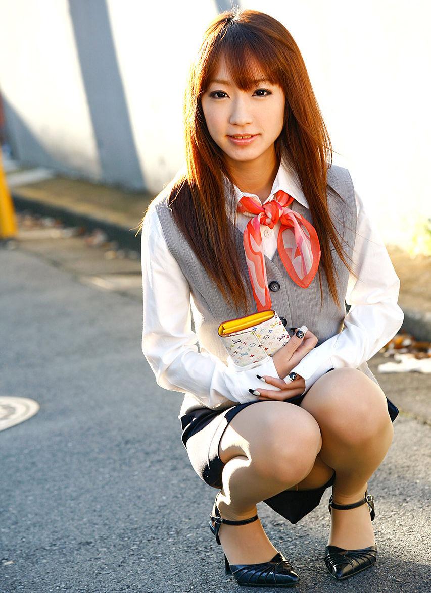 アイドル的 ロリ顔 OL エロ画像【32】