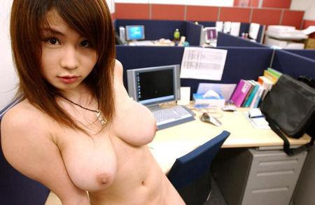 アイドル的 ロリ顔 OL エロ画像【34】