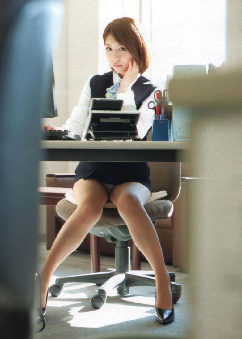 美人 綺麗 OL エロ画像【43】