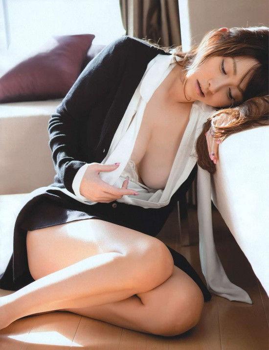 美人 綺麗 OL エロ画像【73】