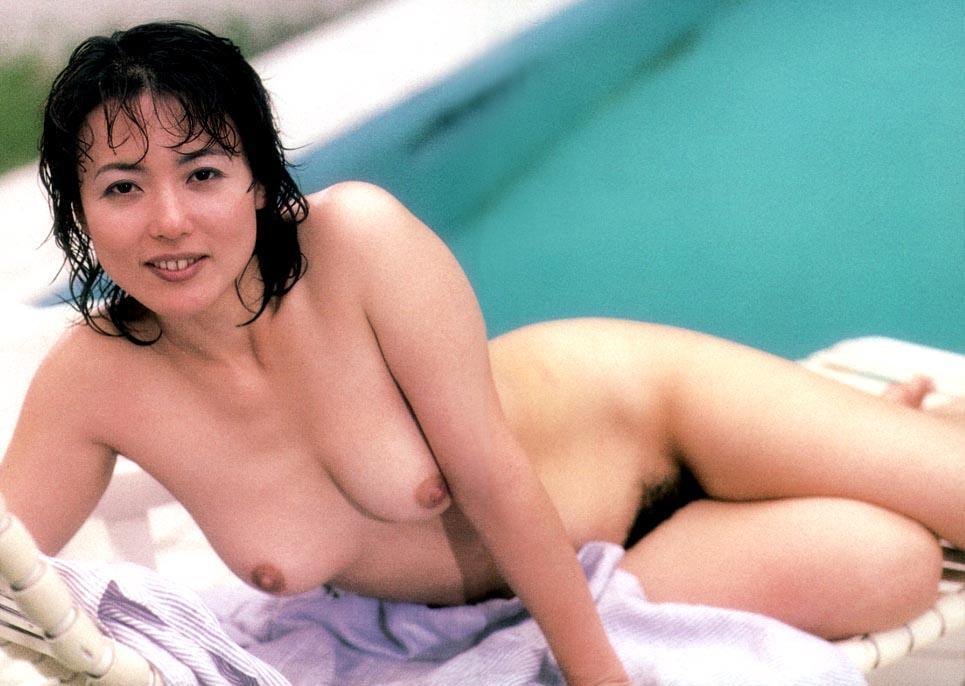 杉田かおる 全裸 熟女 芸能人 おばさん ヌード エロ画像【21】