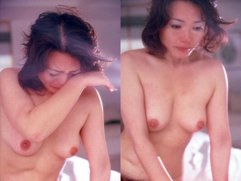 杉田かおる 全裸 熟女 芸能人 おばさん ヌード エロ画像【26】