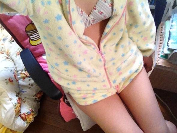 もこもこ パジャマ 可愛い 冬 寝巻き エロ画像【9】