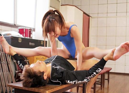 大開脚 柔軟 セックス エロ画像【17】