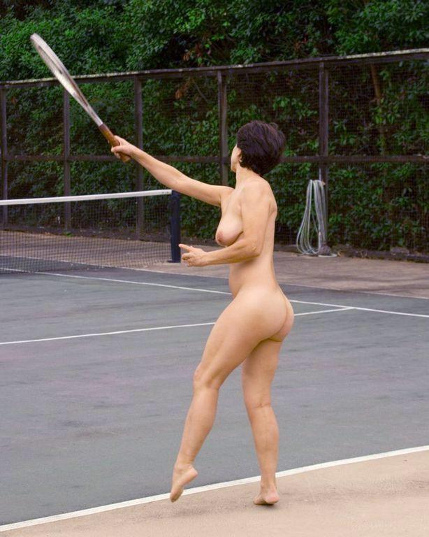 日本人 裸 運動 全裸スポーツ エロ画像【9】