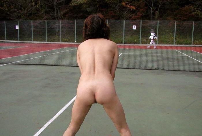 日本人 裸 運動 全裸スポーツ エロ画像【10】