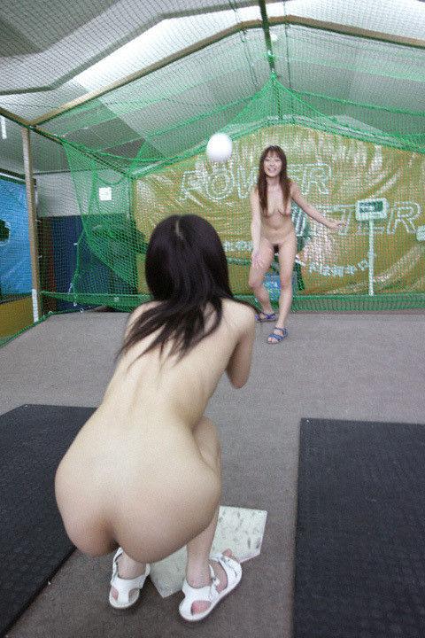 日本人 裸 運動 全裸スポーツ エロ画像【12】