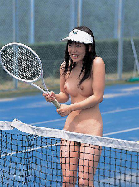 日本人 裸 運動 全裸スポーツ エロ画像【17】