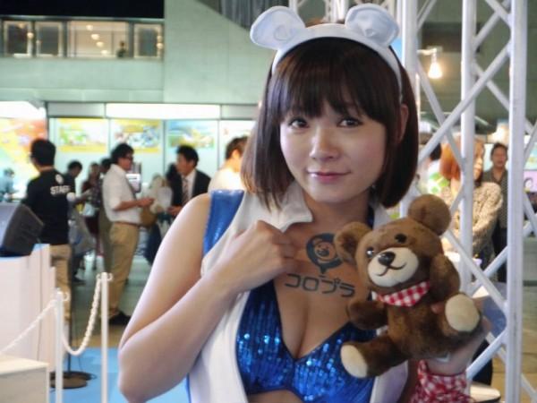 巨乳 美人 コンパニオン キャンギャル エロ画像【26】