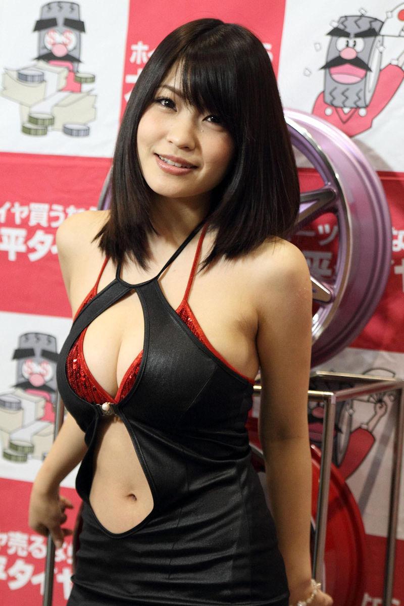 巨乳 美人 コンパニオン キャンギャル エロ画像【36】