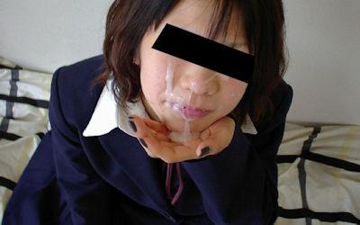 コスプレ女に射精した着エロぶっかけ画像 ②