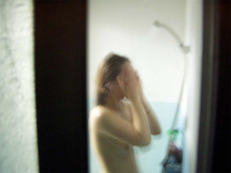 お風呂 家庭内 浴室 エロ画像【18】