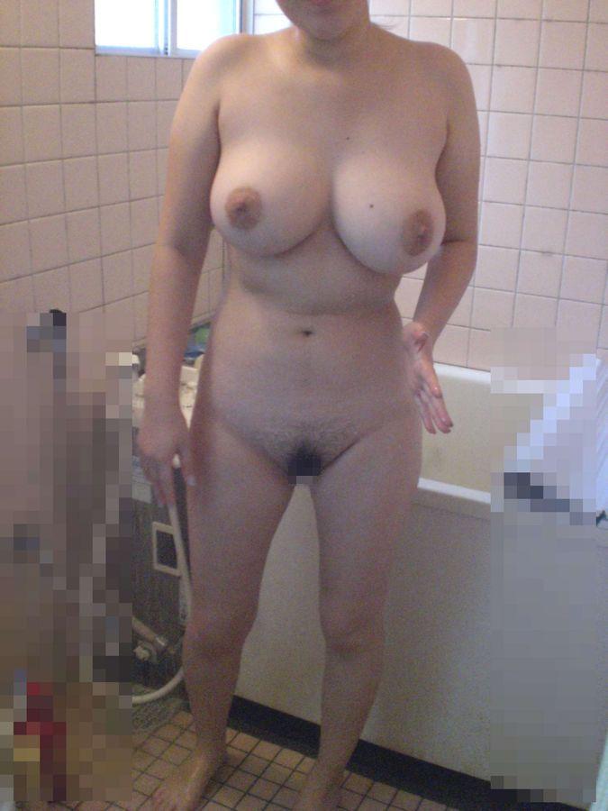 お風呂 家庭内 浴室 エロ画像【22】