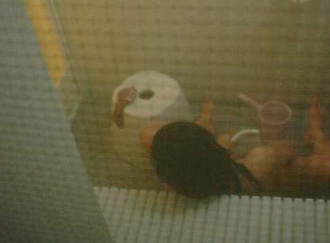 お風呂 家庭内 浴室 エロ画像【42】