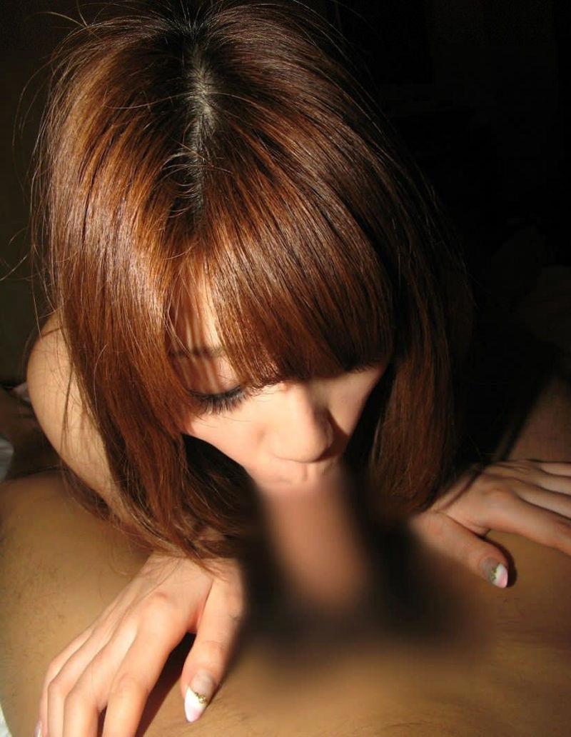 ギャル フェラ エロ画像【74】