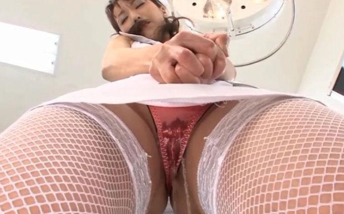 ナース おしっこ おもらし 放尿 看護師 エロ画像【11】
