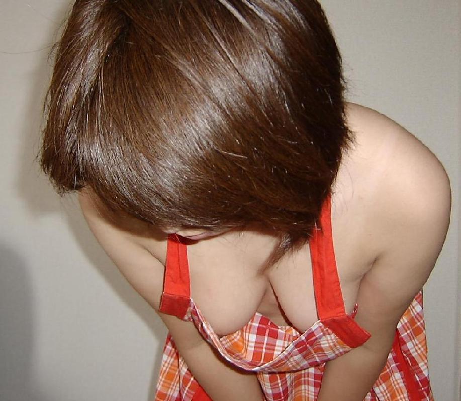熟女 家庭的 裸 エプロン おばさん エロ画像【21】