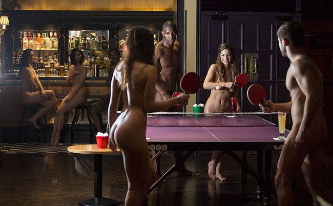 外国人 卓球 セクシー ピンポン エロ画像【7】