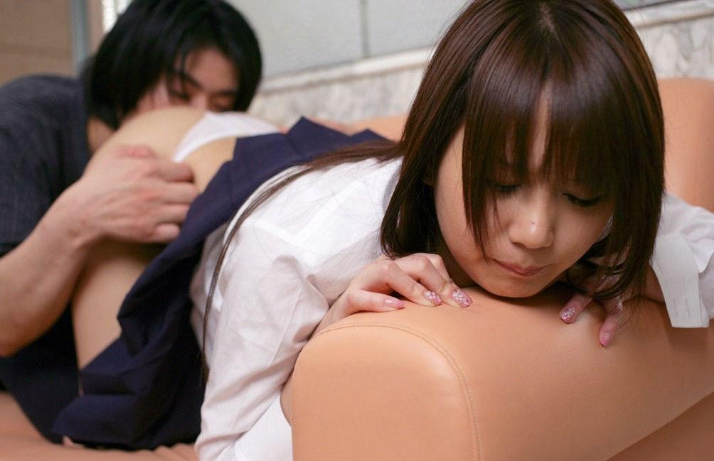 尻フェチ お尻 顔 埋める エロ画像【28】
