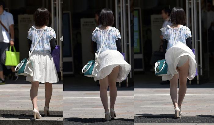 春一番が吹いて日本全国パンチラ祭だった件
