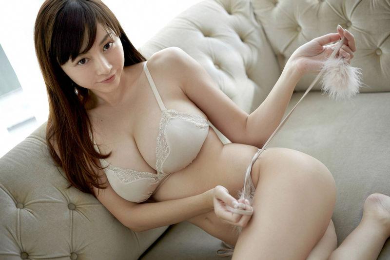 紐パン 美女 解ける セクシー パンティ エロ画像【31】