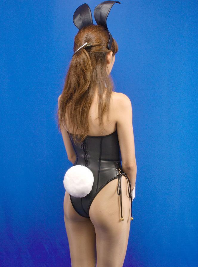 バニーガール お尻 ウサギの尻尾 エロ画像【10】