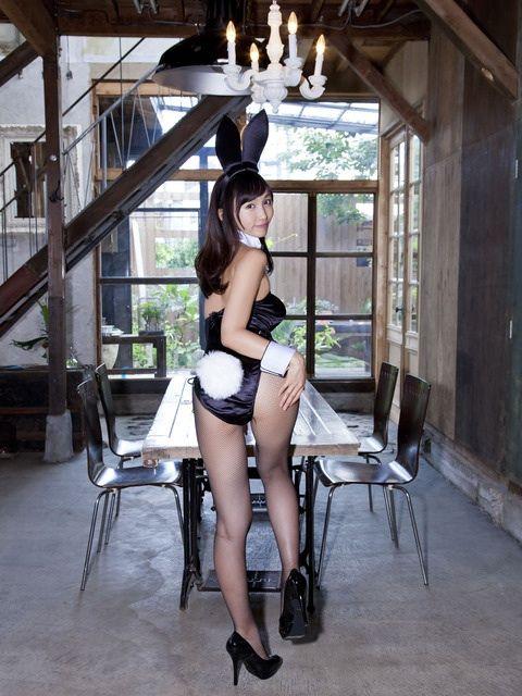 バニーガール お尻 ウサギの尻尾 エロ画像【13】