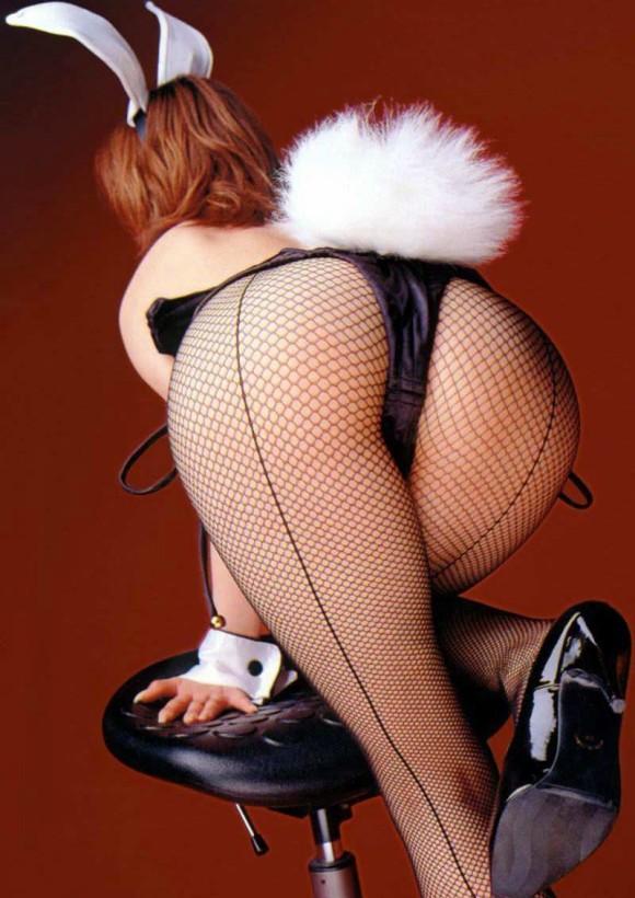 バニーガール お尻 ウサギの尻尾 エロ画像【24】