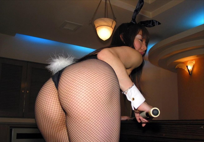 バニーガール お尻 ウサギの尻尾 エロ画像【47】