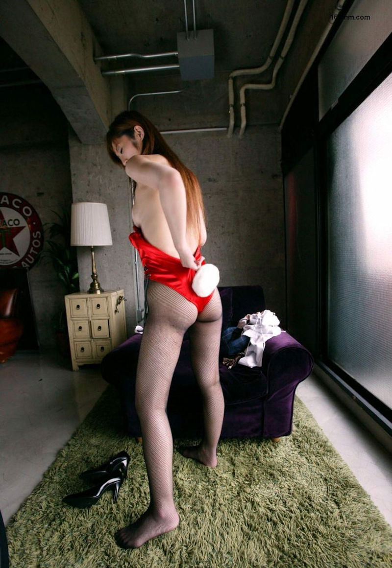 バニーガール お尻 ウサギの尻尾 エロ画像【57】